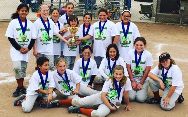 LTG 10U Takes Championship in Pot of Gold (silver bracket)