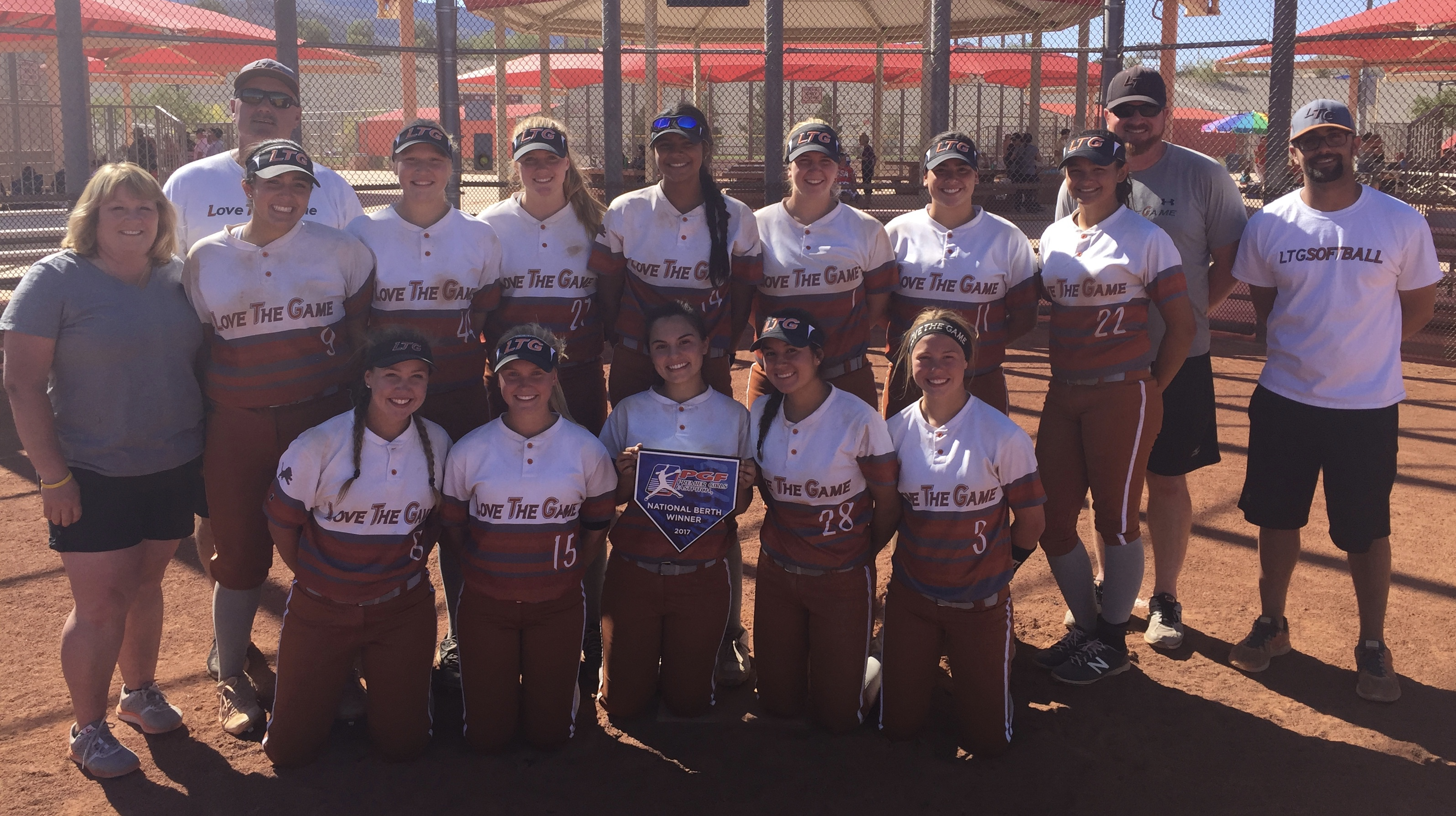 LTG 16U Henderson/Lively Earns 2017 PGF Premier Berth