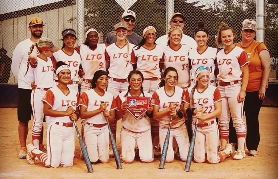 LTG 14U Henderson/Lively team earns the 2019 PGF Premier National Berth!