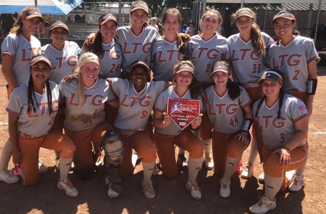 LTG 14U Carda/Seva team earns the 2019 PGF Platinum National Berth!