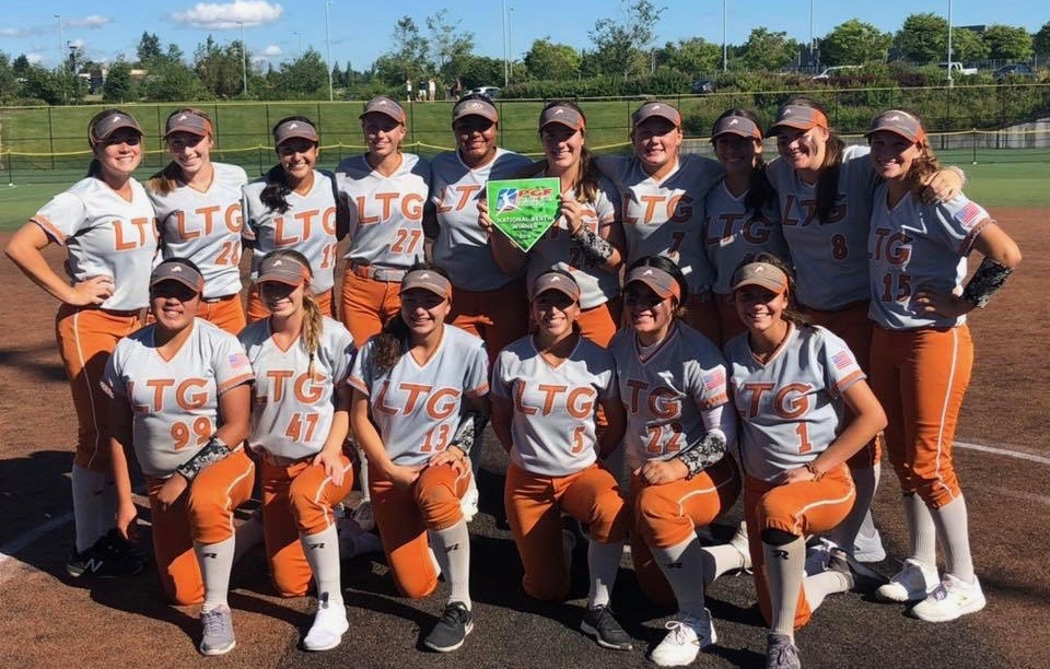 LTG 16U Carda team earns the 2019 PGF Premier National Berth!